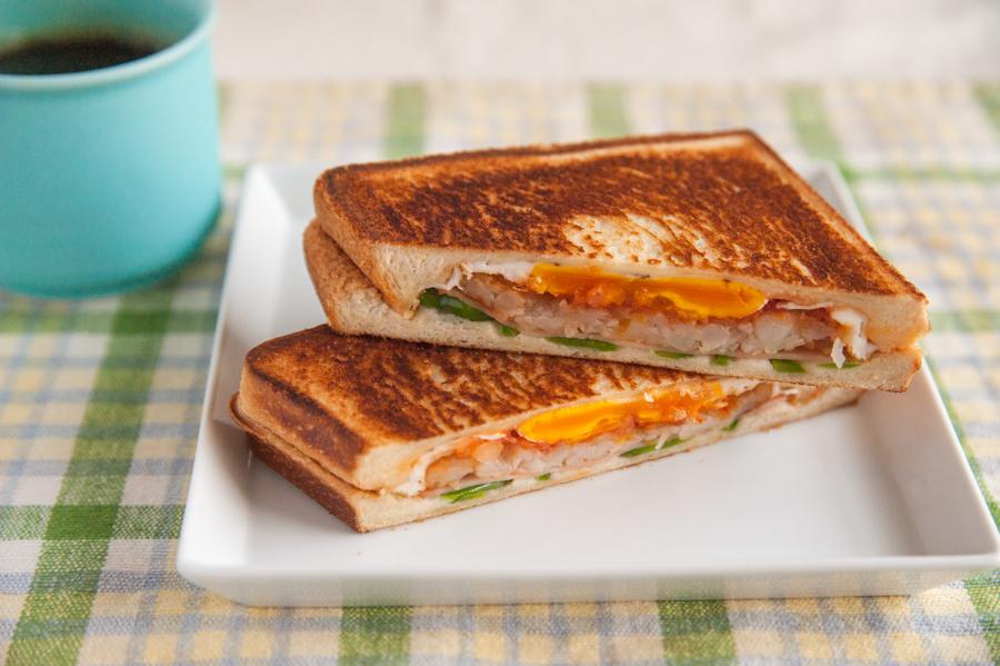 よくばり朝食サンド